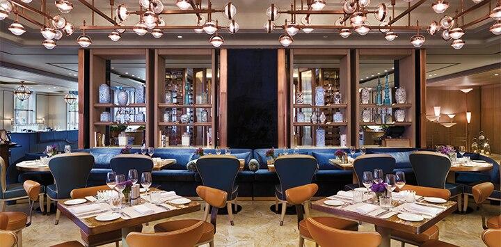 IST TOO restaurant at Shangri-la Istanbul