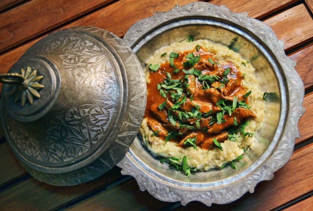hunkar begendi recipe: traditional ottoman dish