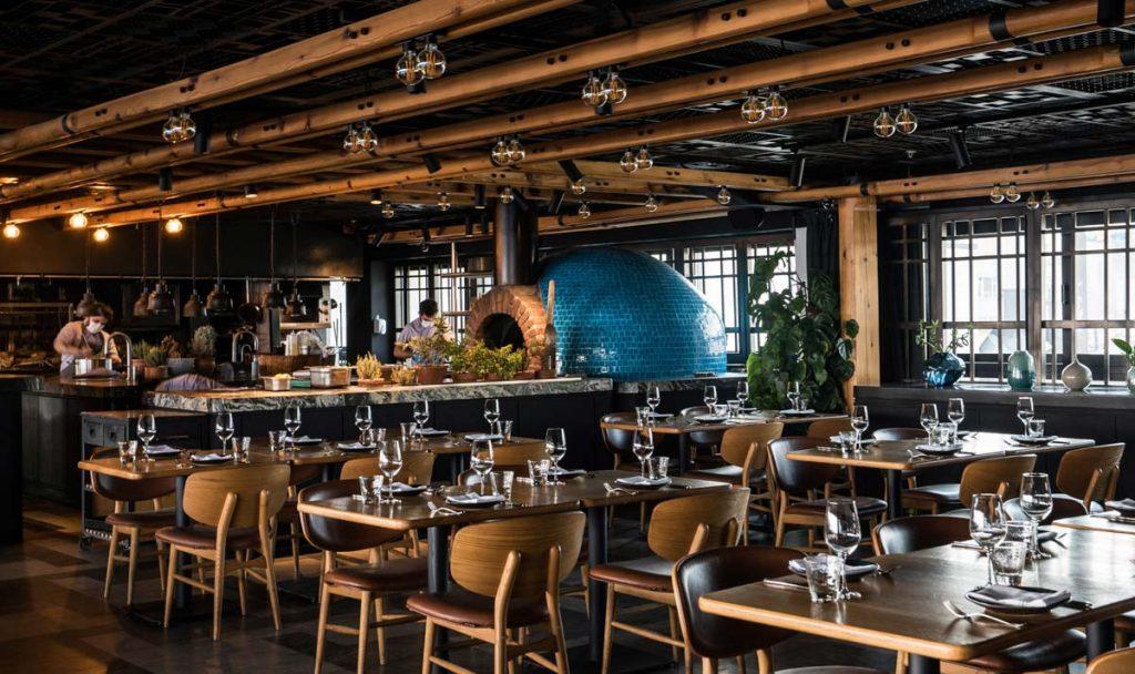 Mürver Restaurant is one of the best Karaköy restaurants